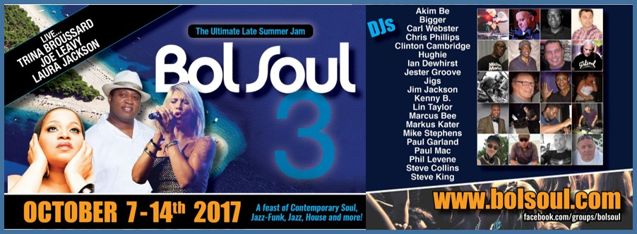 BolSoul3 - The Late and Best Summer Jam